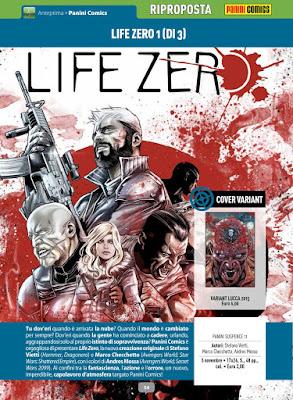 Life Zero #1