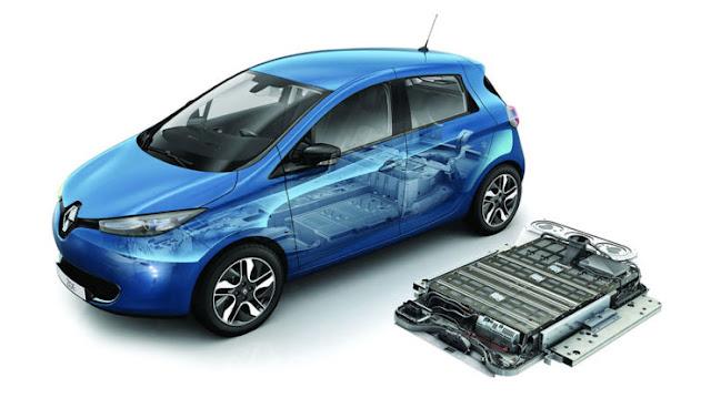 Ees el costo de la batería de un vehículo eléctrico