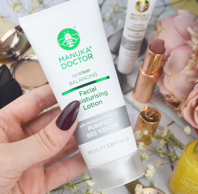 Manuka Doctor Manuka Honey, 24k Gold and Purified Bee Venom Collection Review | Lovelaughslipstick Blog