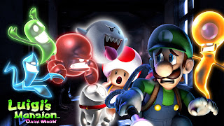 Luigi's Mansion Xbox One Wallpaper