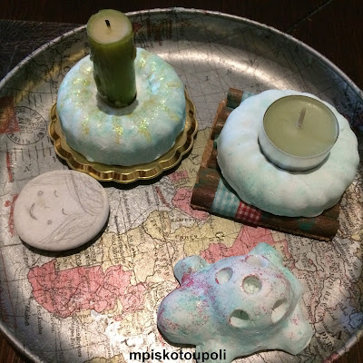 clay cupcakes and a turtle10