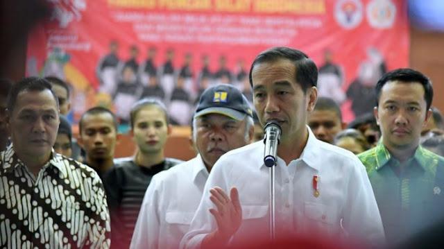 OTT Kemenpora dan PUPR Menggerus Elektabilitas Jokowi