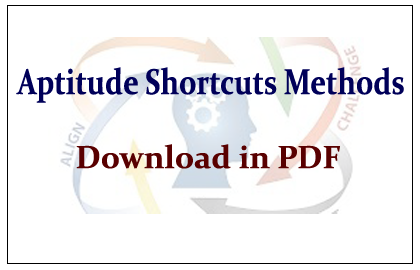 Aptitude Math Shortcut Methods for Data Interpretation