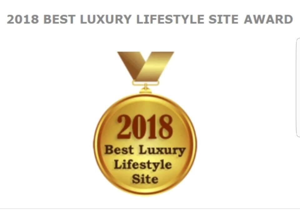 Elected as one of the 5 best Lifestyle Blogs