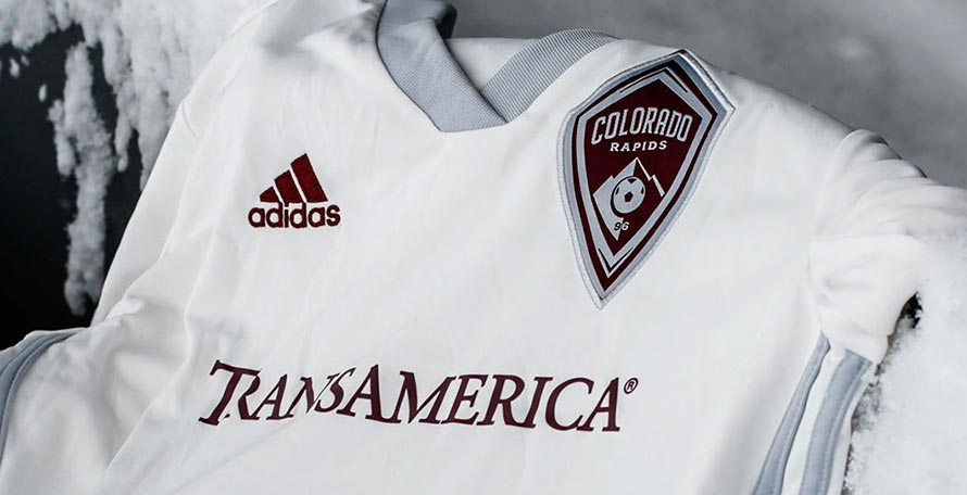 cb25c2ebc Colorado Rapids 2019  Black Diamond  Away Kit Released - Footy Headlines