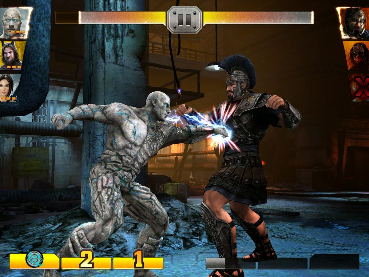 WWE Immortals 1.0.1 APK