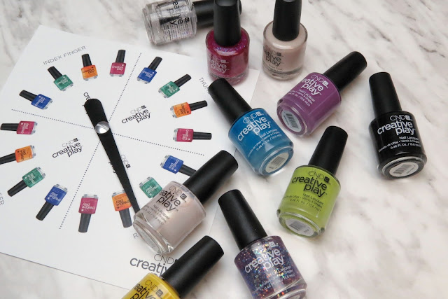 CND Creative Play Nail Lacquer Polish Swatch Review