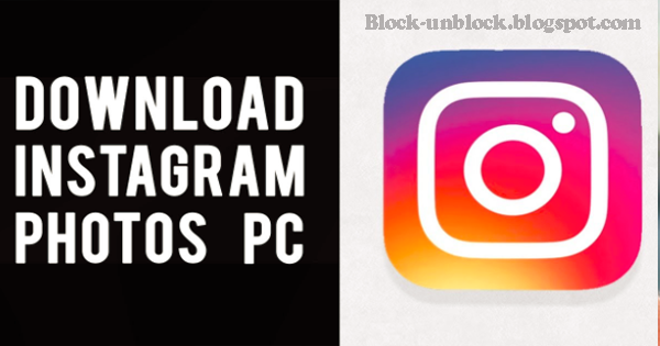 How to Download Pictures to Instagram From Computer | Facebook