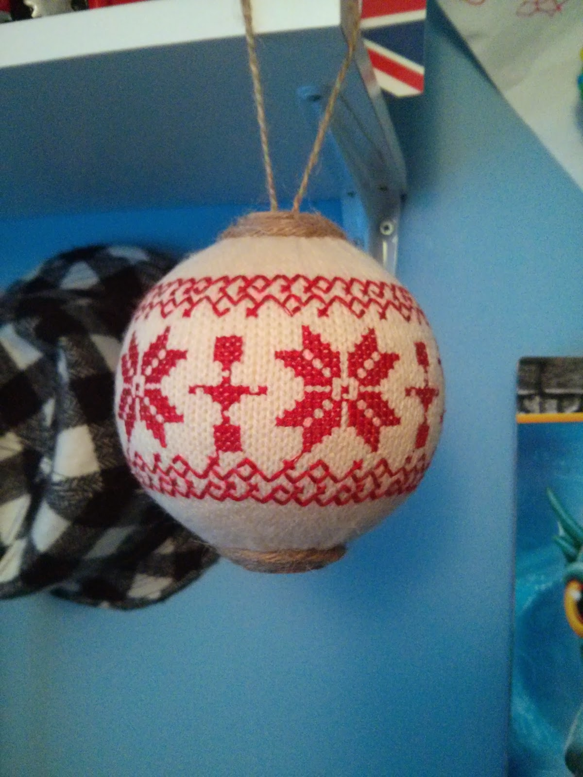 Fair Isle Collection Crochet Ball, £6 from Clintons