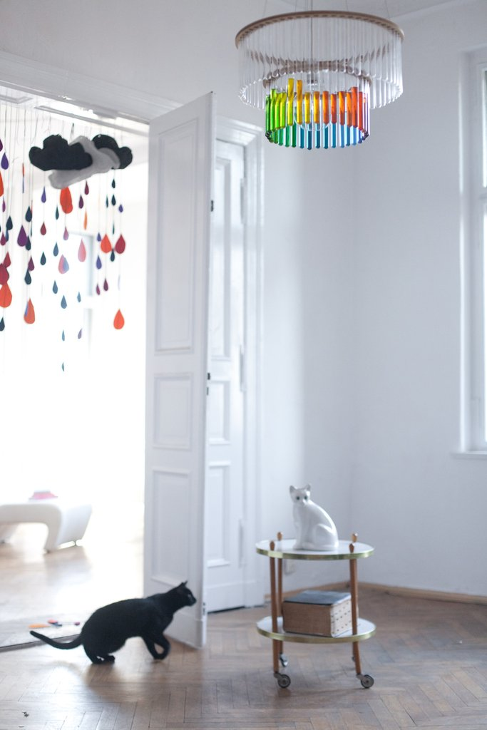 żyrandol do pokoju dziecka
