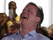 David Cameron Laughing