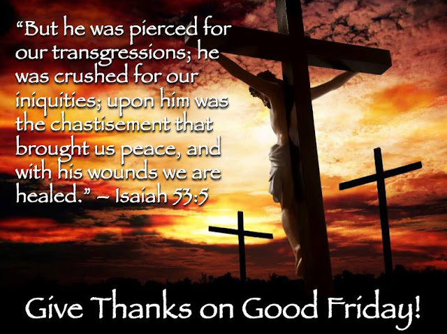 Good Friday 2018 Images