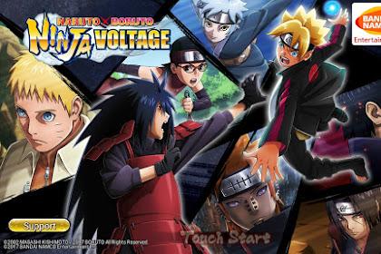 Review, Tips Dan Trik Game Naruto x Boruto Ninja Voltage