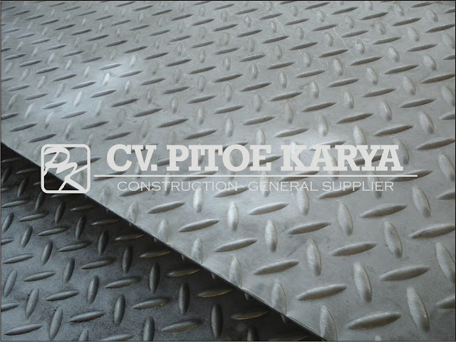 Custom Stainless Steel Checkered Plate