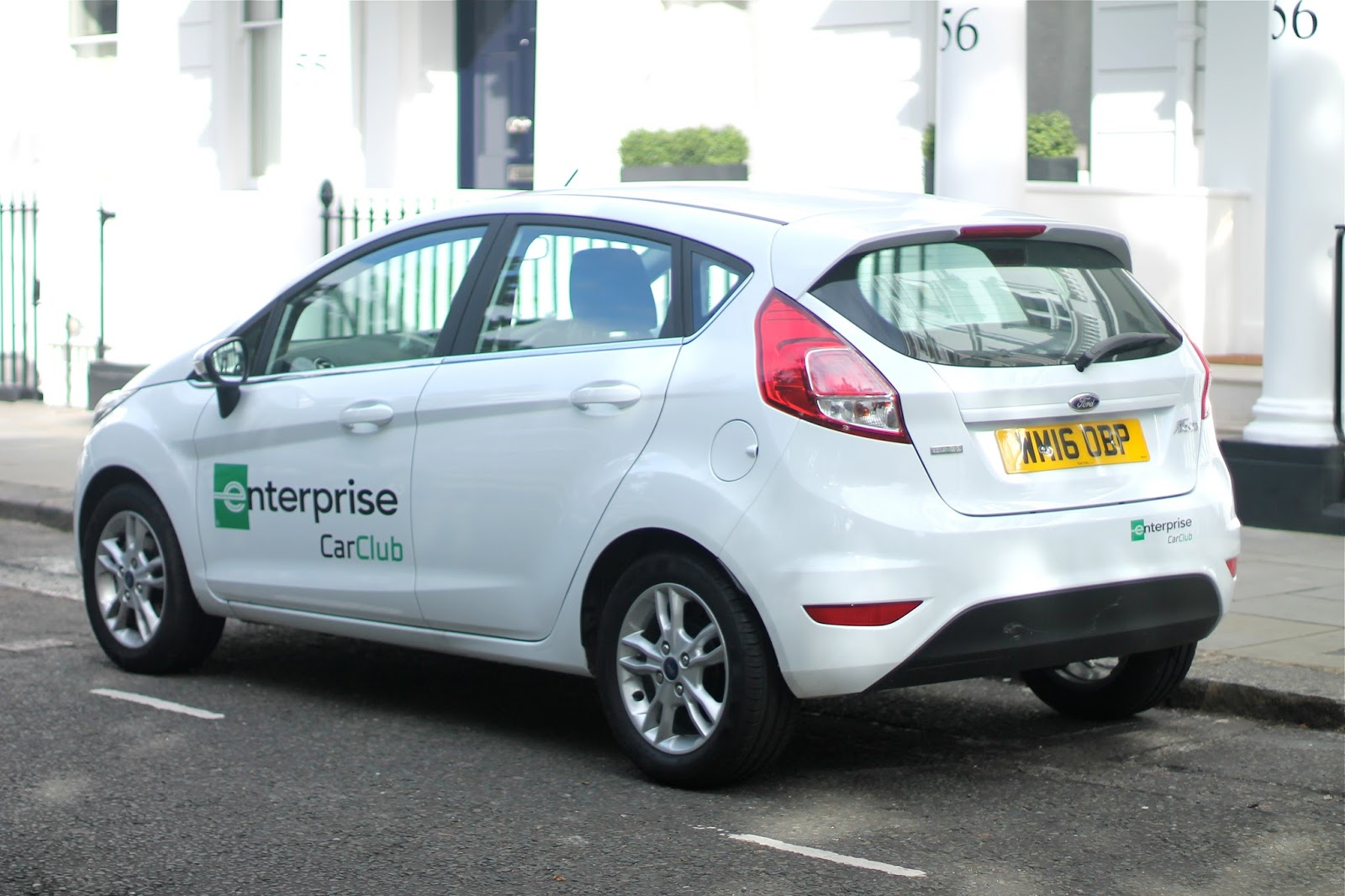 This Is Teral: Renting A Car With Enterprise Car Club
