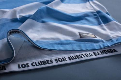 Nueva camiseta de Los Pumas #RCH2018