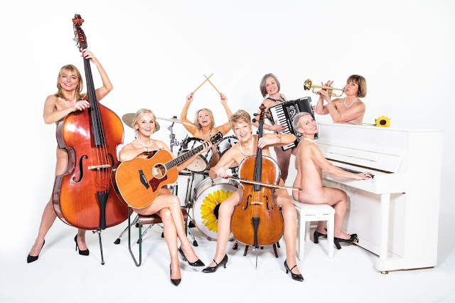review calendar girls wales