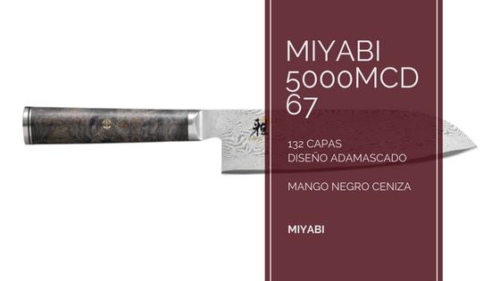 Cuchillos Miyabi 5000MCD