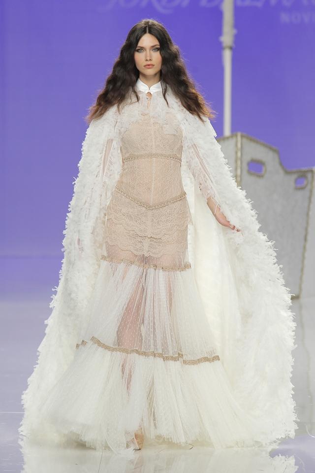 jordi dalmau coleccion 2018 - erfia - barcelona bridal week -blog mi boda
