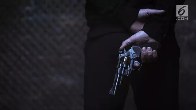 Peluru Nyasar ke Ruangan Anggota DPR, Polisi Amankan Seorang Penembak