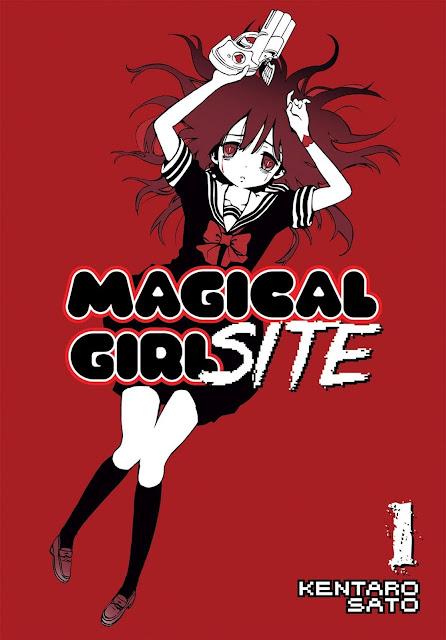 Manga Mahō Shōjo Site