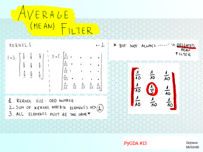 Python Image Filtering In Python And Opencv Image Processing And
