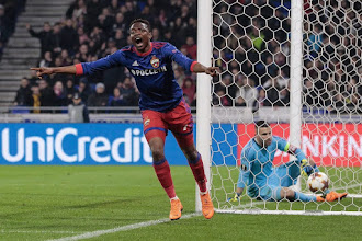 Ahmed Musa scores in CSKA Moscow draw