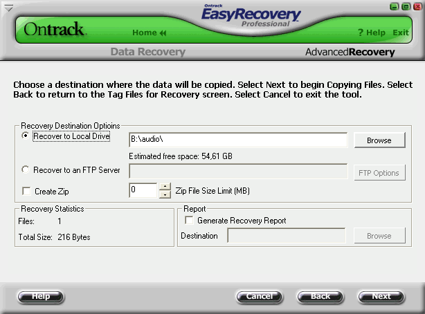 easyrecovery professional 10.0.5.6 + crack