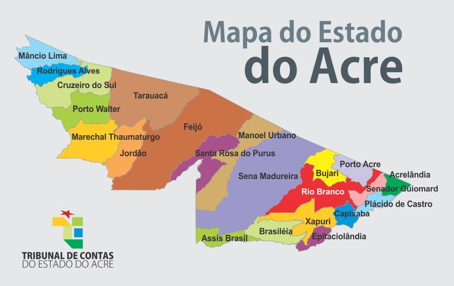 ACRE, DADOS GERAIS DO ESTADO DO ACRE