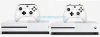 Logo Con White Collection vinci 14 Console Xbox One S