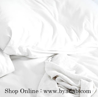 they feel a normal bed linen does the same amount of work as a good quality linen.
