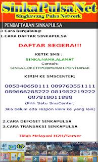 Loket PPOB, Grosir pulsa murah Kalimantan, Harga Jual Beli bersaing Murah Bebas Region Nasional