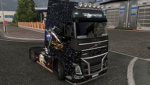 Star Wars Volvo 2012
