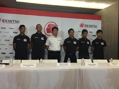 Dimas Ekky Resmi Tampil di Moto2 2019
