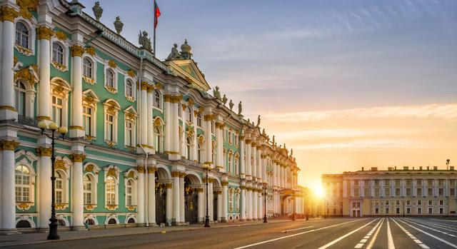 Visita San Petersburgo Rusia