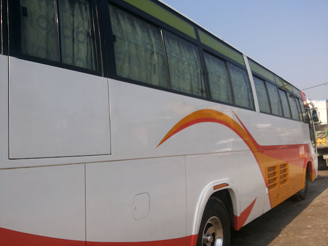 Night Bus ticket reservation to Pokhara by the Kathmandu Pokhara night bus agency