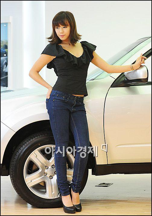[Kim Ha Yul] 2011.01.04 - Asia Model Awards Profile Photos