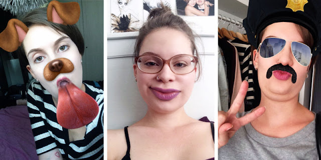 snapchat filter warum braucht man snapchat? blogger