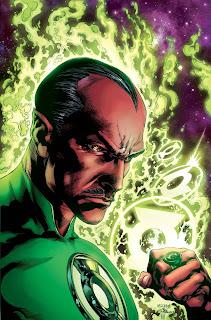 sinestro musuh green lantern adalah
