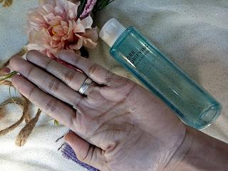 pore purifying serum cleanser teksture