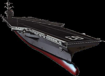 """原子力航空母艦""""USS Freedom (CVN-83)"""""""