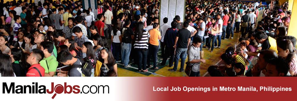 Manila Jobs header