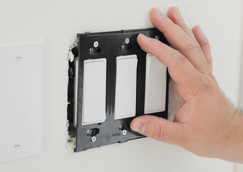 A DIY tutorial/installation and review of Legrand radiant collection switches and outlets.