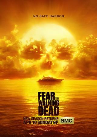 Fear the Walking Dead Temporada 2 HD Latino