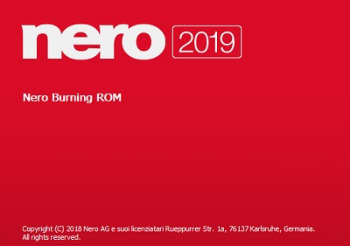 Nero burning ROM 2019 full version free download