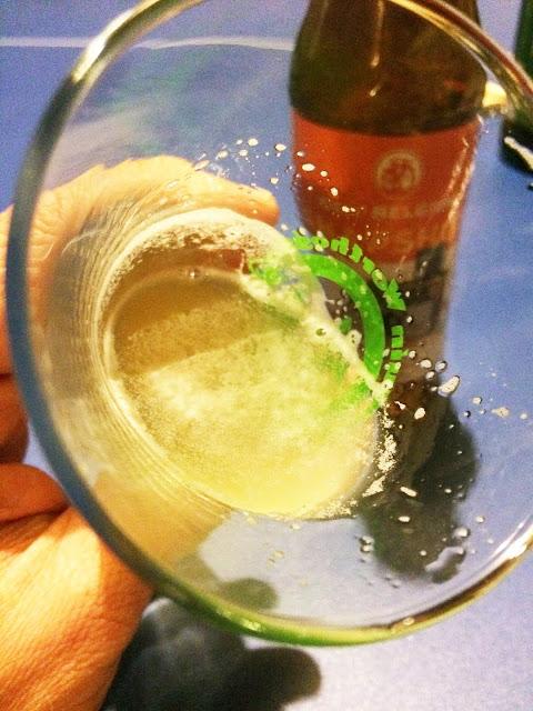 New Belgium Snapshot Wheat Beer 3