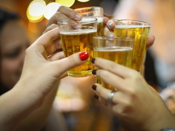 Bebidas Alcoólicas – Qual a 'menos pior'?