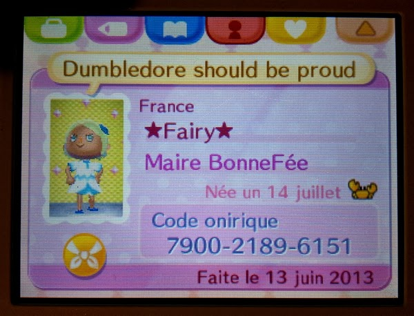 La bonne f e qr codes acnl animal crossing f te l - Animal crossing new leaf salon de detente ...