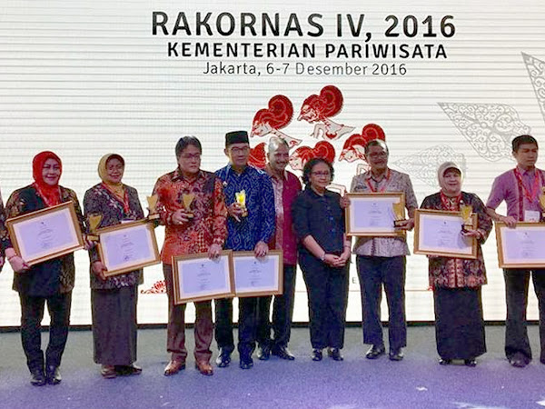Rakornas Pariwisata IV 2016 Jakarta