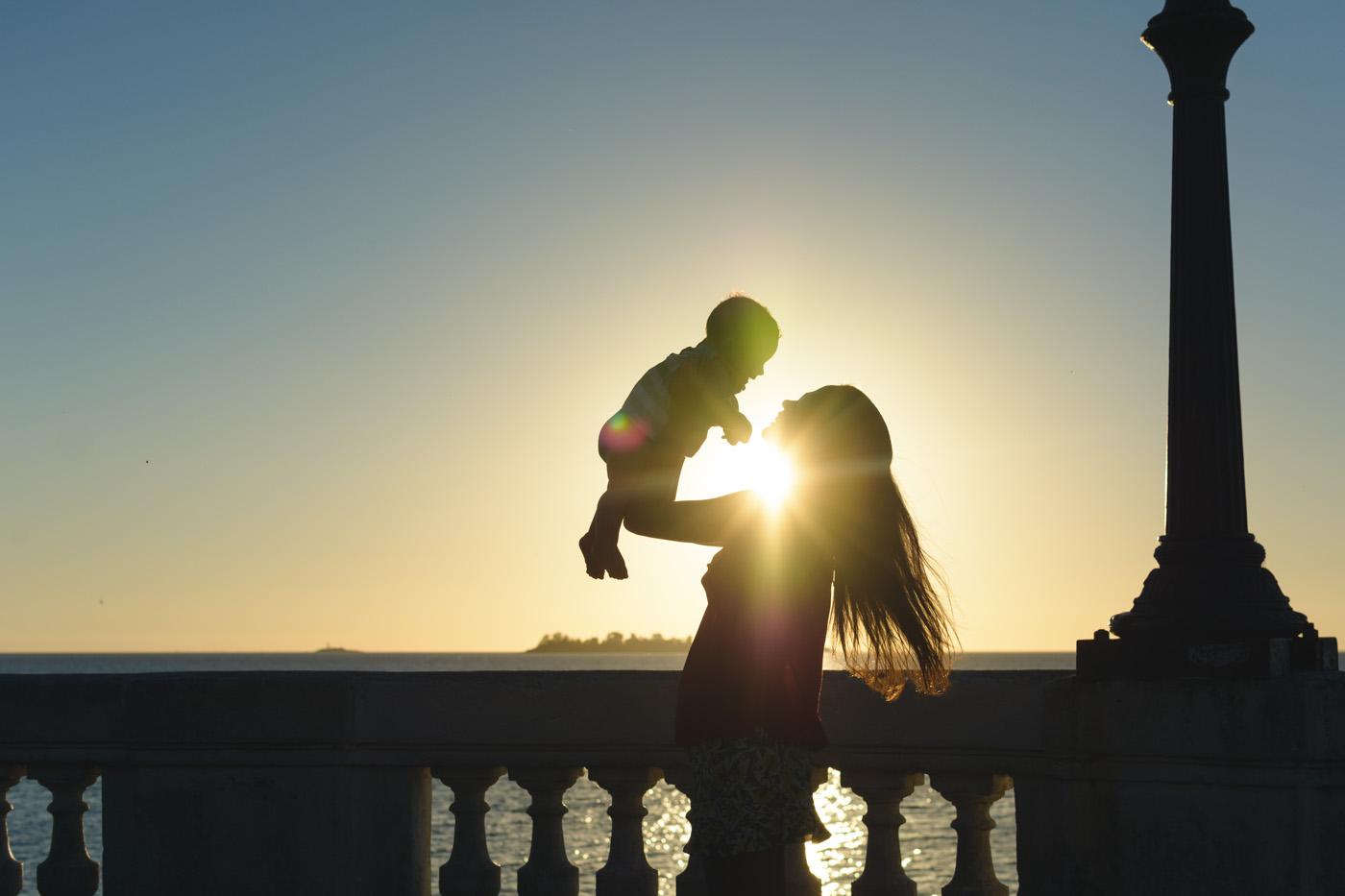 viajar bebês uruguai